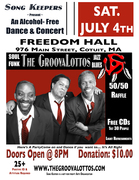 July 4th Alcohol - Free Concert & Dance