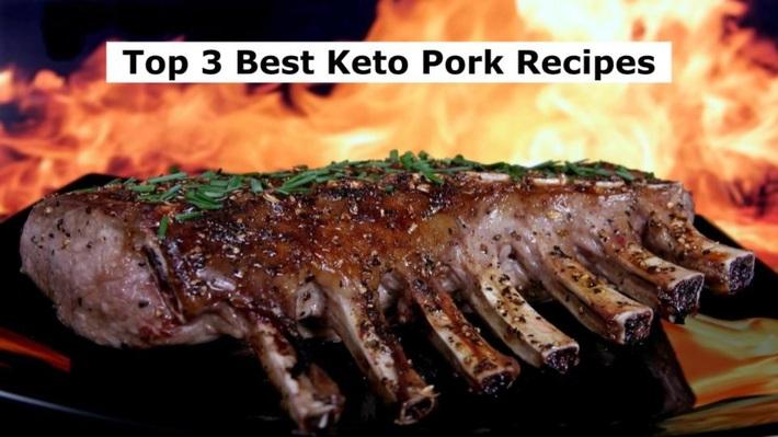 Keto Pork Ribs Recipes