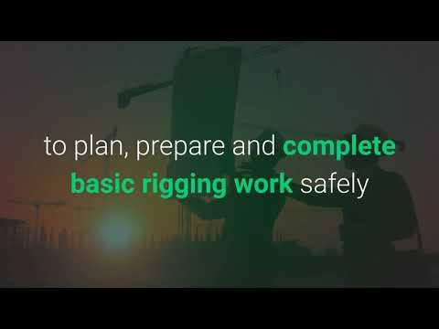 Basic Rigging Training Brisbane | Call us 0756580040 | ascenttrainingsolutions.com.au