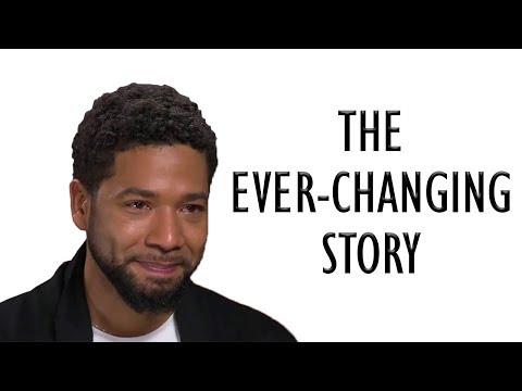 Jussie Smollet & the Ever-changing Story