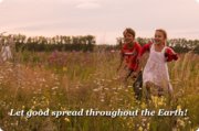 Anastasia - an Ecovillage beyond imagination, based on vegetarian & vegan diet