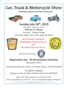 SBMM's ALL MAKES CAR, TRUCK, AND MOTORCYCLE SHOW