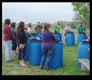 March 15:  Rain Barrel workshop
