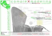 COMPLEX MODELING con Rhinoceros e Grasshopper