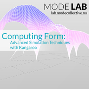 Computing Form: Advanced Simulation Techniques with Kangaroo