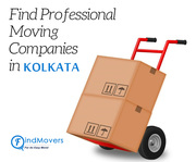 Find Professional Moving and Shifting Companies in Kolkata - FindMovers