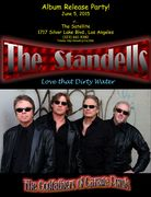 the Standells Cd release party