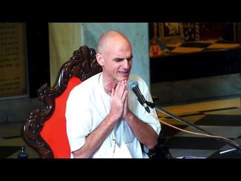 Srimad Bhagavatam Class by Naveen Nirad Prabhu on 19th Feb 2019 at ISKCON Juhu