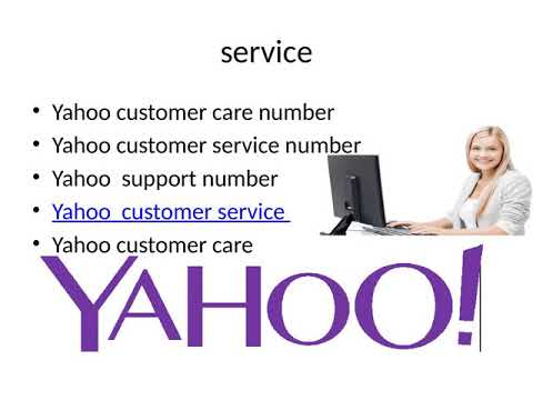yahoo  support number  1 888 884 1121