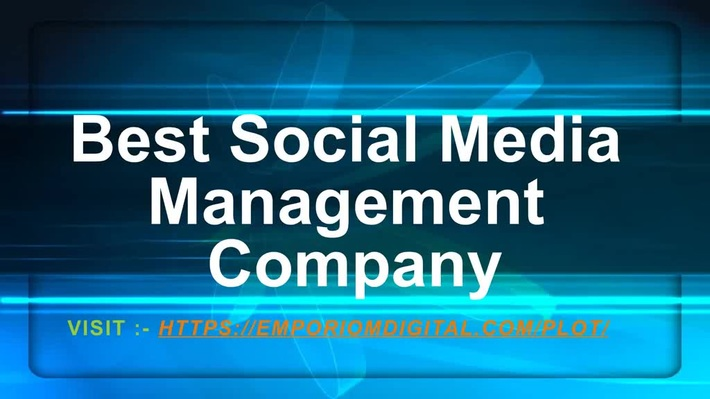 Best Social Media Management Company - Emporiom Digital