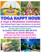 Yoga Happy Hour: A Yoga & Meditation Celebration - PRESCOTT