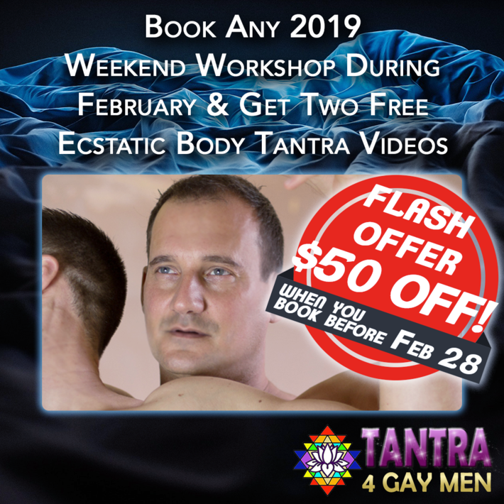 Jason Tantra US Tour 2019 Special Offer