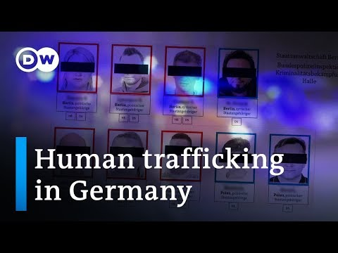 People smuggling in Germany - A multibillion dollar business | DW Documentary