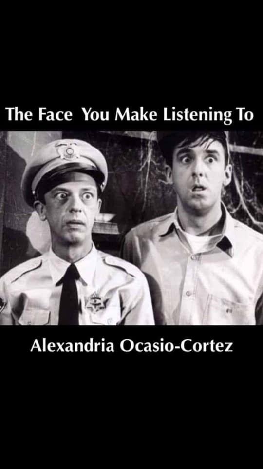 Face when you hear Cortez talk