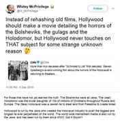 Return Of Schindler's List
