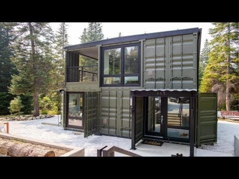 Cascadia Container Residence
