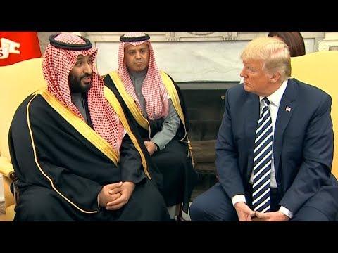 Trump Admin's Secretive Talks to Sell Saudi Arabia Nuclear Technology Spark New Fear of Arms Race