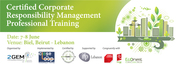 Corporate Responsibility Management Professional Training