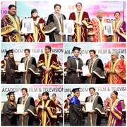 101th Convocation of Students of AAFT