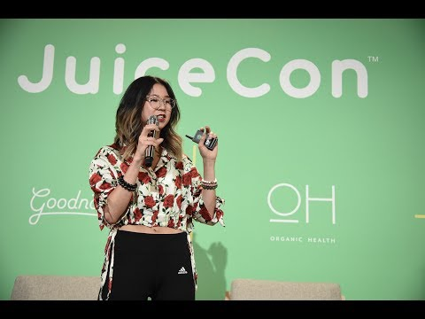 Shizu Okusa on managing a juice business that sells online and through multiple channels