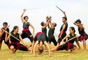 Kalaripayattu and Yoga training Program in Kerala