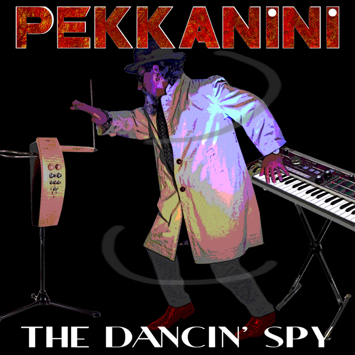 The Dancin' Spy - Pekkanini cover