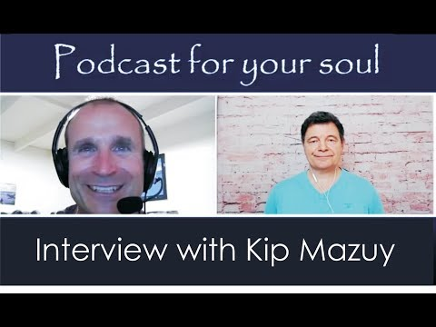 Interview with Kip Mazuy on Shakti Transmission & Spiritual Awakening