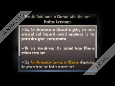 Choose Sky Air Ambulance Service in Mumbai at Any time