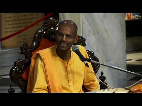 Nimai Nitai Prabhu Evening Bhagavad Gita Class 7.18 | 20th Feb 2019 | ISKCON Juhu
