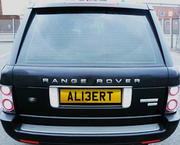 AL13 ERT car registration
