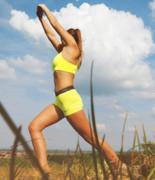 Séance de Stretching