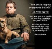 5Patton Oswalt