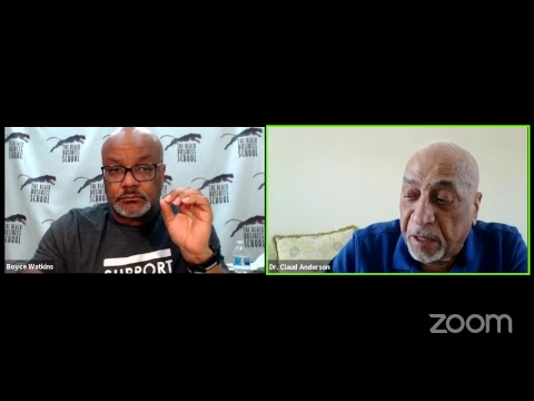 Why Democratic Candidates ignore black people - Dr Claud Anderson