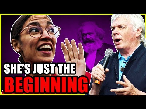 The Truth About Alexandria Ocasio-Cortez With David Icke