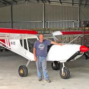 Kit Hoare's STOL CH 750 (Australia)
