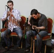 Traditional Irish Music and Song with Enda Seery and John Byrne
