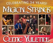 Magical Strings Celtic Yuletide Concert in Kingston