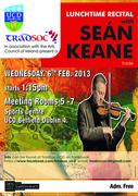 Sean Keane Fiddle UCD