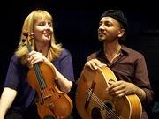 Irish Music in Manhattan: Cady & Vita @Morningside Heights Library