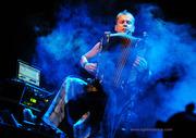 Daring composer and accordionist, Kimmo Pohjonen, Finland