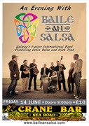 Baile An Salsa Live at the Crane Bar, Galway