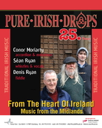 PURE IRISH DROPS 2013 - From The Heart Of Ireland - Music from the Midlands