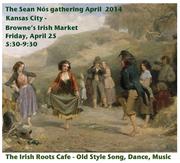 Sean Nós (old style) Irish Song gathering
