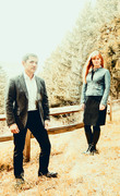 Hanz Araki, Colleen Raney, & Sean Earnest - on tour