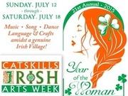 21st Annual Catskills Irish Arts Week