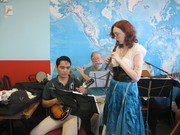 Irish Session at Cafe Calypso