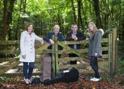 Gatehouse(John Wynne,John McEvoy,Rachel Garvey and Jacinta McEvoy) in concert