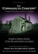 The Cornagilta Concert - Angelina Carberry & Dan Brouder