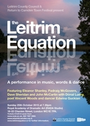 The Leitrim Equation - A performane in music, words & dance
