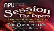 Session with the Pipers with Séamus Ó Rócháin, Seán Keane and Lorraine O'Brien
